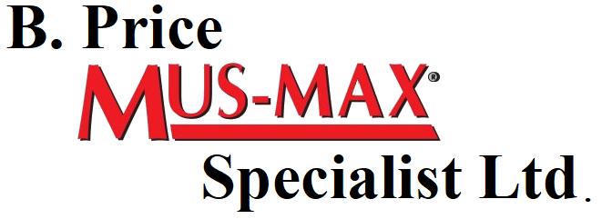 B Price Mus-Max Specialist Ltd